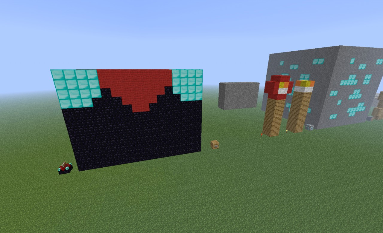 Minecraft blocks giant scale minecraft project enchantment table publicscrutiny Images