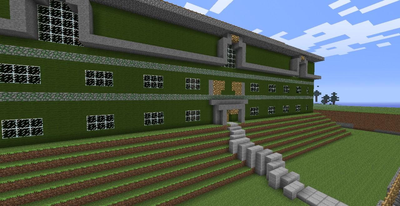 Luigi Mansion Minecraft Project