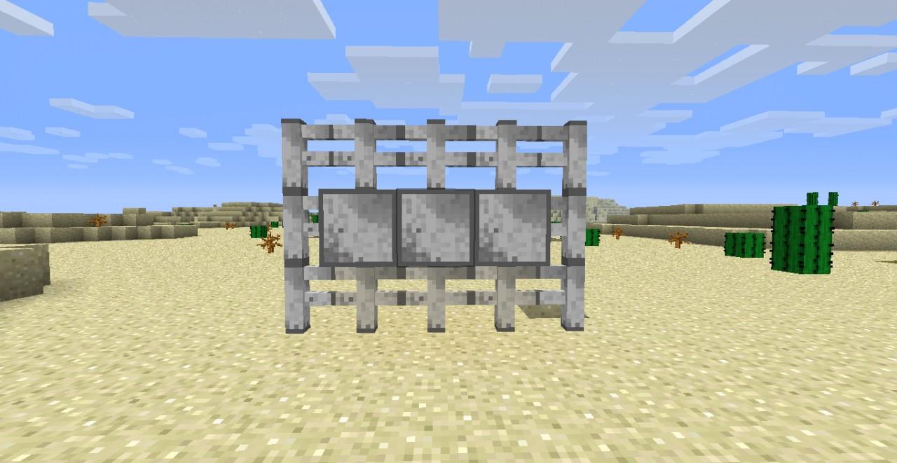 Titanium Fences