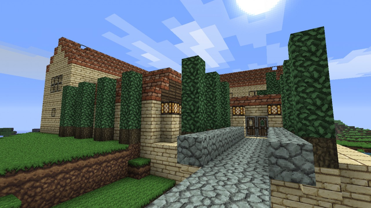 Old House Minecraft Project