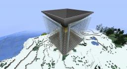 Dragon Containment Hypercube Minecraft Project