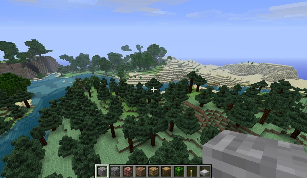8x8 FPS boosting texturepack Minecraft Texture Pack