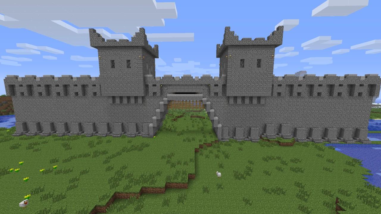 Build Beautiful Minecraft Houses