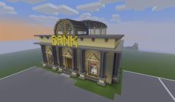 Business Bank Minecraft Project