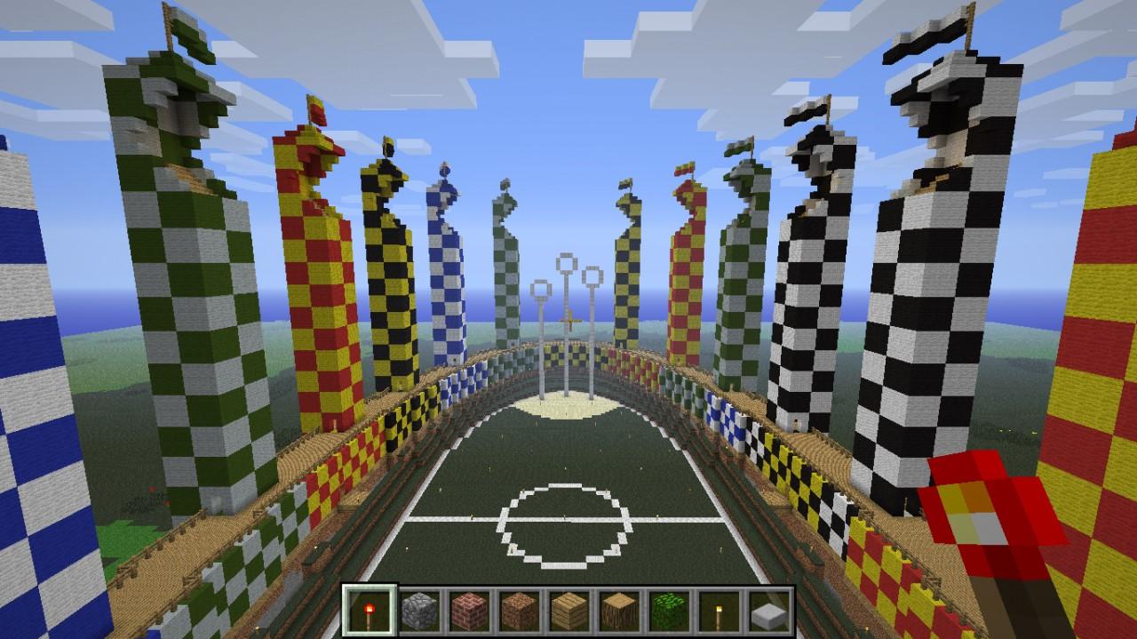 Quidditch Minecraft Www Topsimages Com
