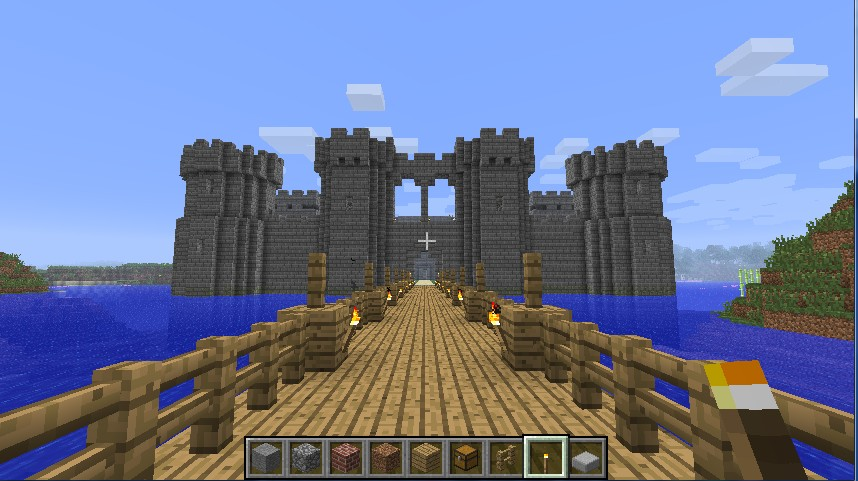 Bodiam Castle (with Download) Minecraft Project