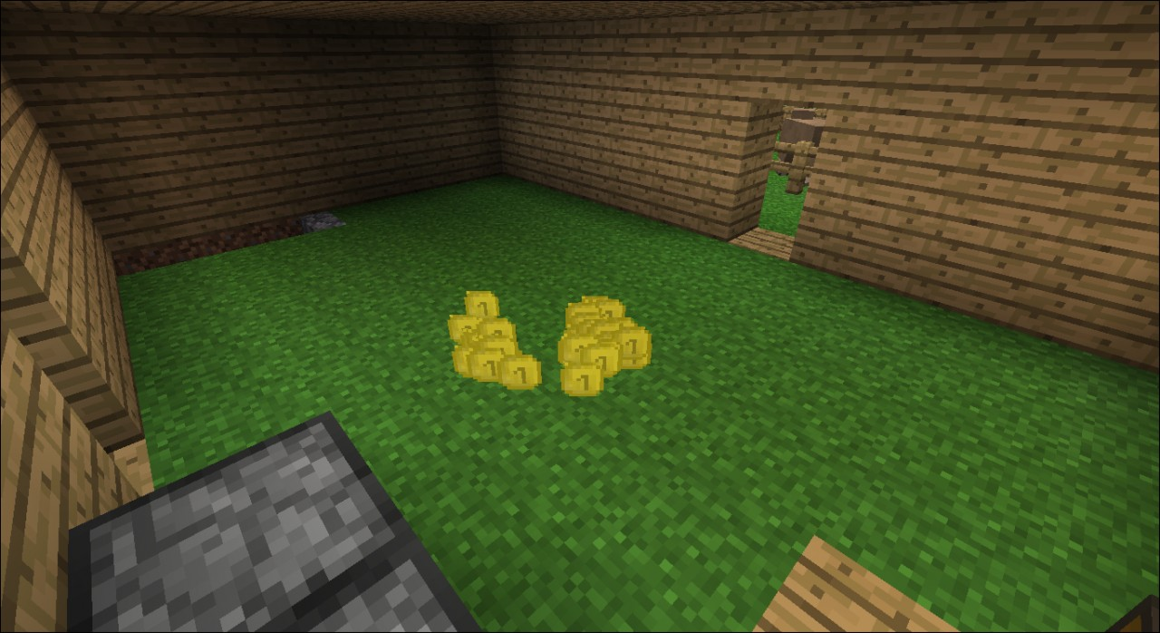 Gold Nuggets As Coins