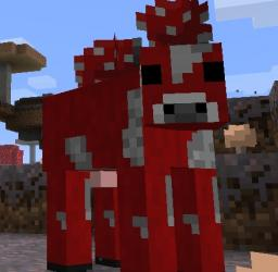 A Bakers Dozen of Things you might not know about Mooshrooms! Minecraft Blog Post