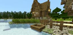 Summerfields cottages Minecraft Map & Project