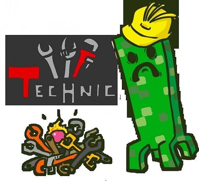 Technic Pack's logo (placeholder)