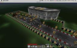 Thunderhead Raceway Minecraft Map & Project