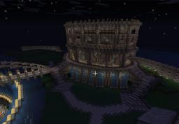 Lost Islands PvP Arena Minecraft Project