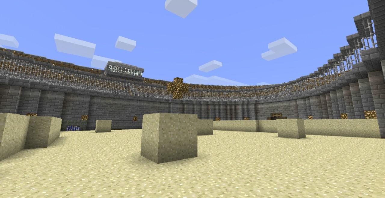 Top Minecraft's Arena
