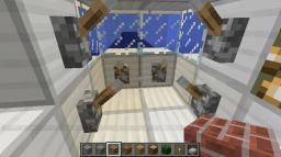 Underwater Survival Part 1: The Survivor Minecraft Map & Project