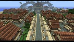 City of Arches Reboot (Now w/ Download!) Minecraft Map & Project