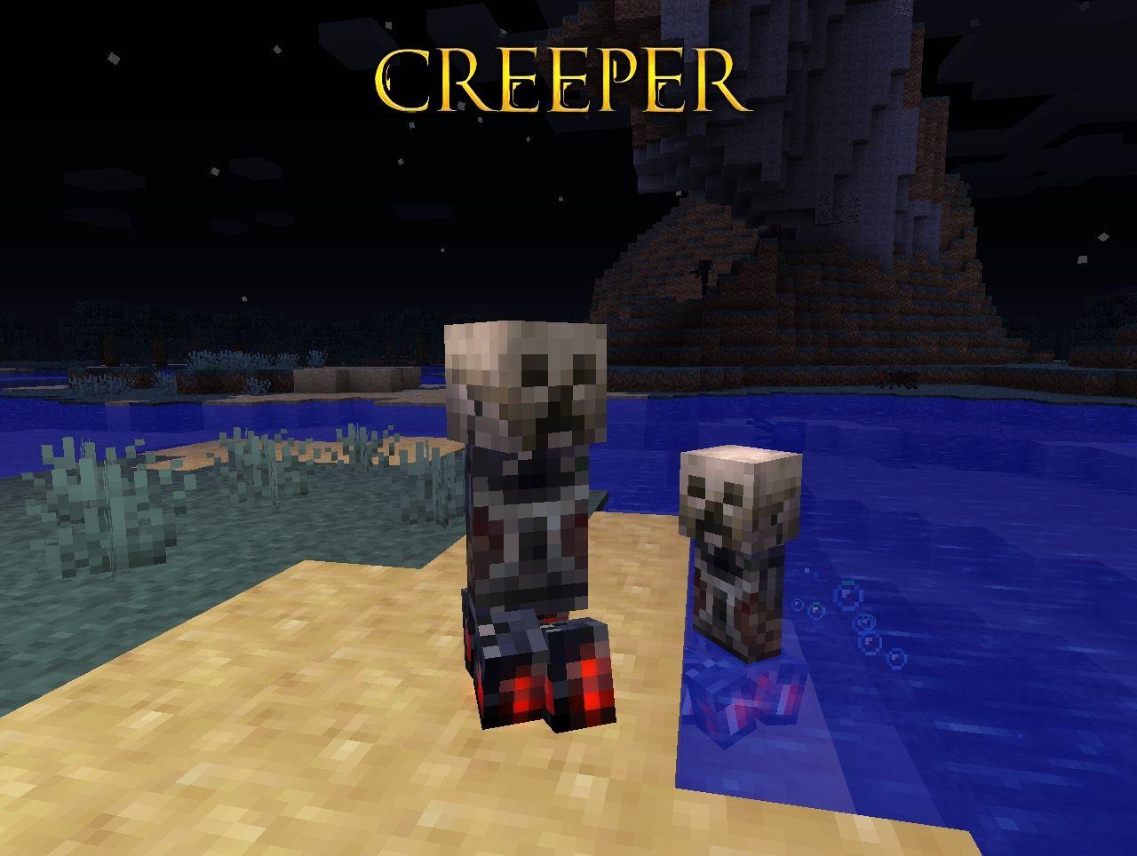 Kuripa: the Creeper's Domain (Need Texture Artists) - WIP ...