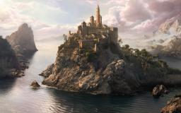 Fantasy World Minecraft Map & Project