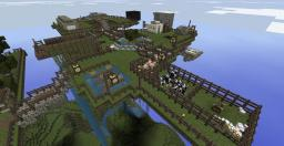 Infinite City [Phrases 1] Minecraft Map & Project