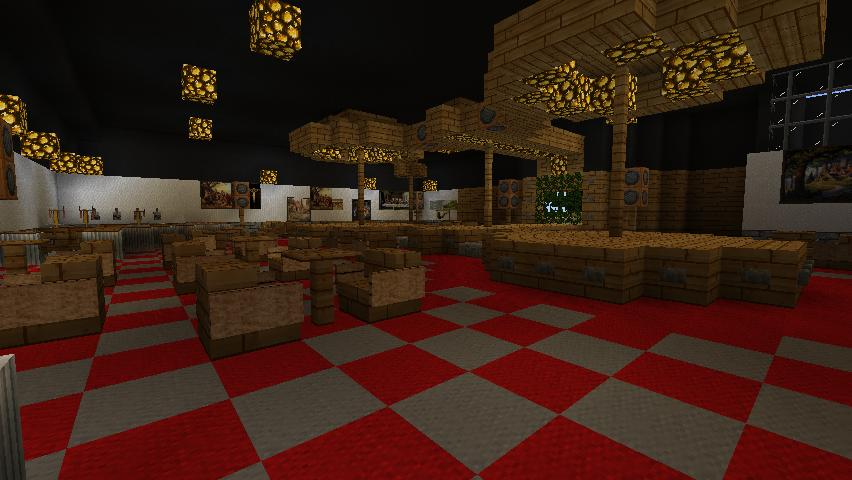 Cracker Jaxx Strip Club 1 1 Minecraft Project