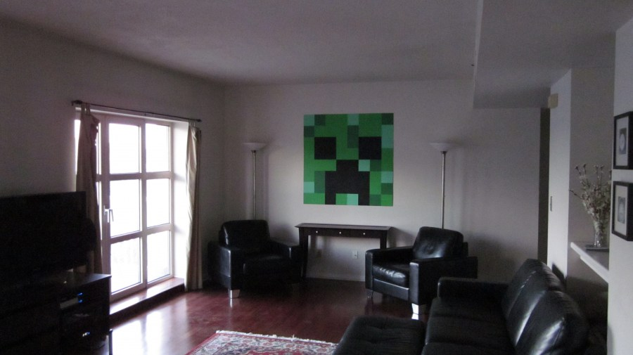 Best House Blogs Alluring With Minecraft Creeper Photos
