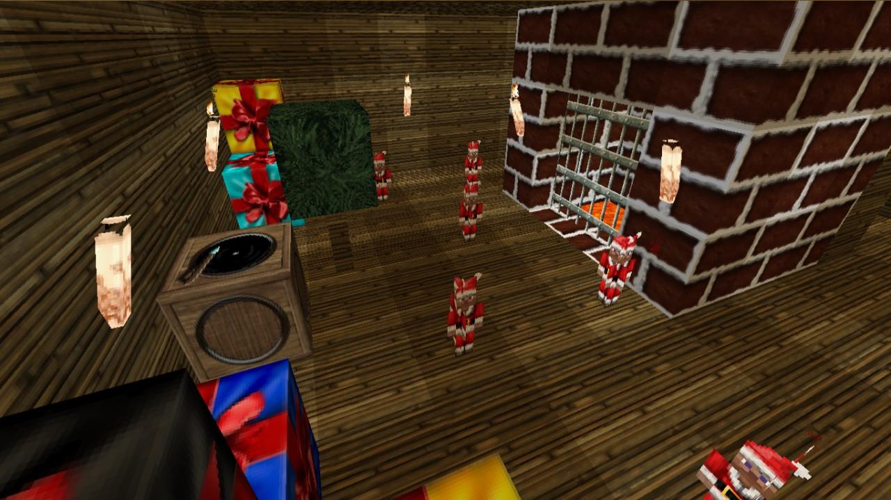 Santas Workshop v.1.2 Minecraft Project