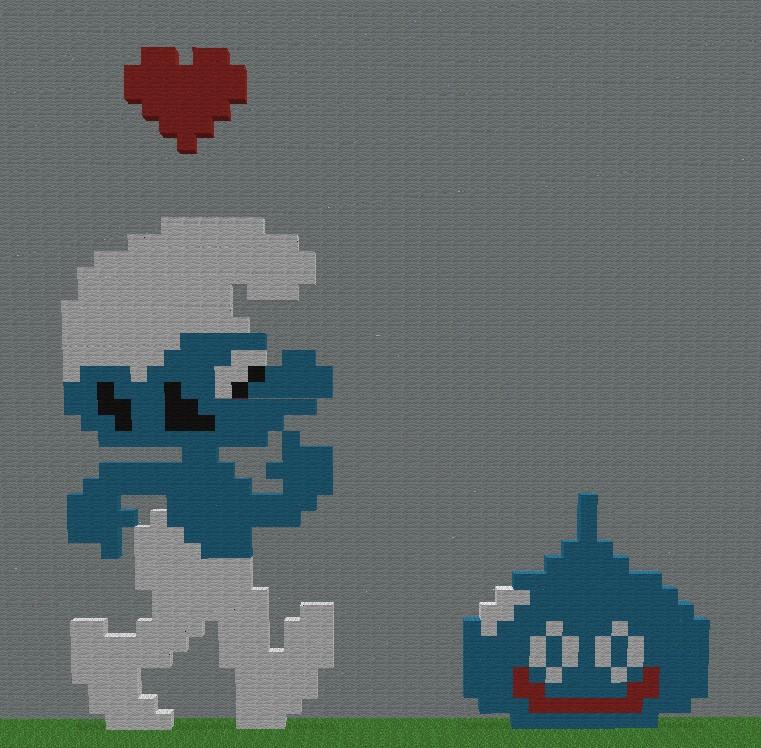 Minecraft Blue Slime Wallpaper Minecraft Blue Slime Skin Download Minecraft Blue Slime