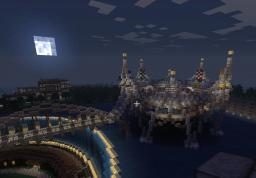 Lost Islands Spleef Arena Minecraft Map & Project