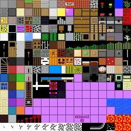 SimpleX TexturePack 16x16