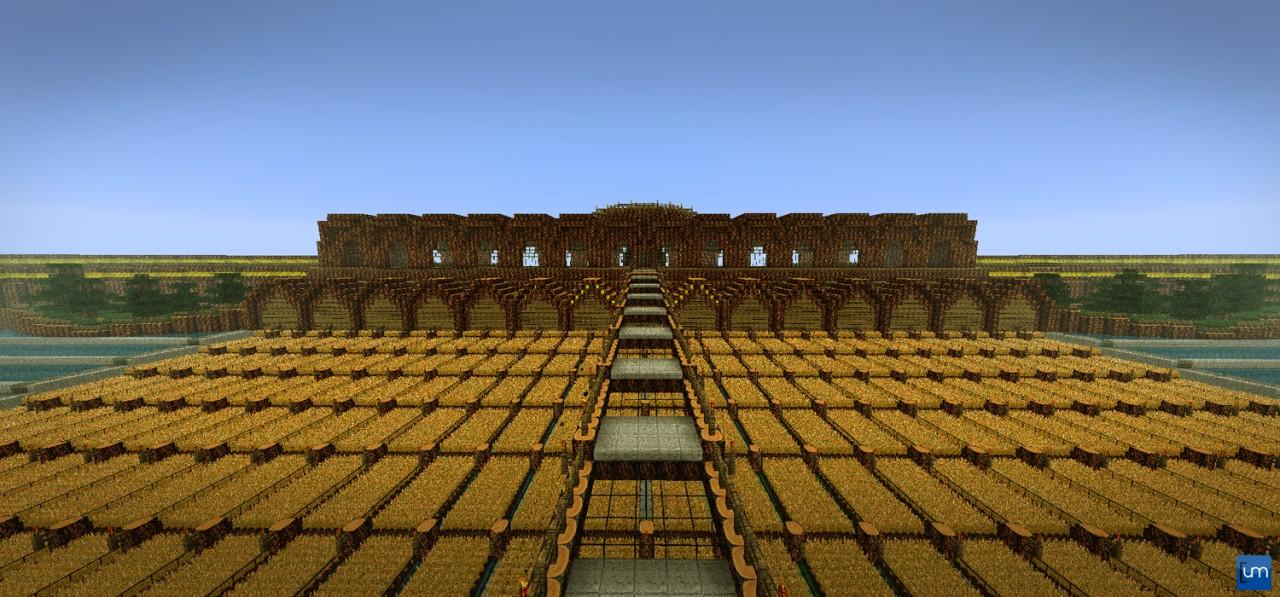 Minecraft Wheat [WORLD RECORD] World's...