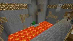 "Puzzle/Challenge Map ""101 ways to die in Minecraft"" Minecraft Map & Project"
