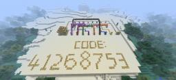 8 Button Code Door!