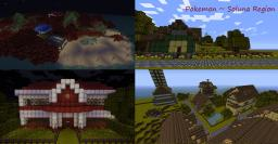 Soluna Region ~ Inspired by Pokemon Minecraft Map & Project