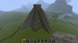 Chichen Itza temple Minecraft Map & Project