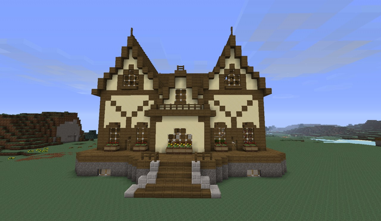 1000 images about minecraft houses on pinterest cool for Neat house designs