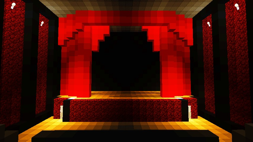 Minecraft Theatre Curtain Related Keywords & Suggestions ...