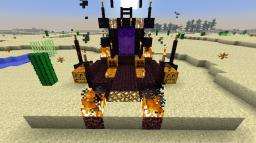 Nether Portal Decorative Minecraft Map & Project