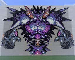 GIGA GAIA (Chrono Trigger) Minecraft