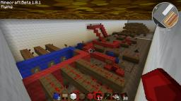 2-Bit Multiplier Minecraft Project