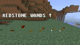 Redstone Wand BETA ~ (ModLoader) NEED SOMEONE TO DO PICTURES Minecraft Mod