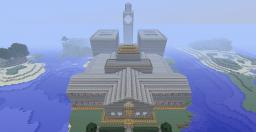 NineTail Manor Minecraft Map & Project