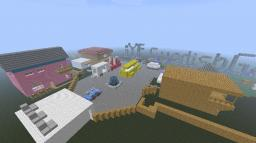 Black ops - Nuketown Map [Team Deathmatch] Minecraft Map & Project