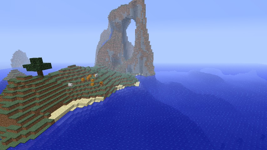 Planet Earth Minecraft Map