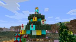 Christmas morning Minecraft Map & Project