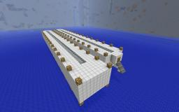 Piston mover; NORTH SOUTH Minecraft Map & Project