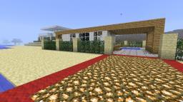 Huge Modern Mansion!!!!! Minecraft Map & Project