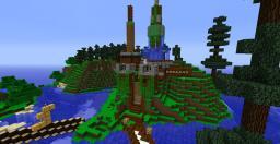 AFK Minecraft Texture Pack