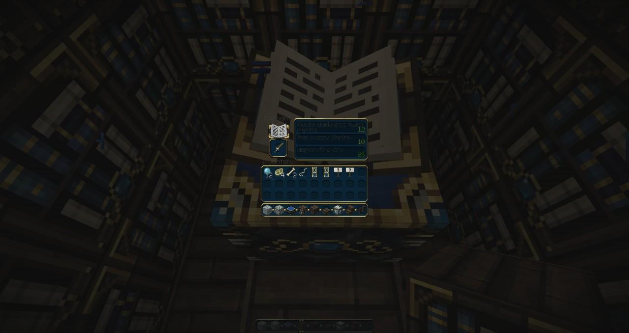 New Use For Bookshelves Minecraft Blog