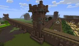 Medieval Pack 1- tower Minecraft Project