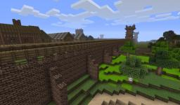 Medieval Pack 2 - Walls Minecraft Project
