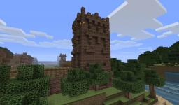 Medieval Pack 3 - Tower Minecraft Project